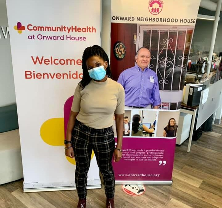 We have a second location! Check out CommunityHealth at Onward House